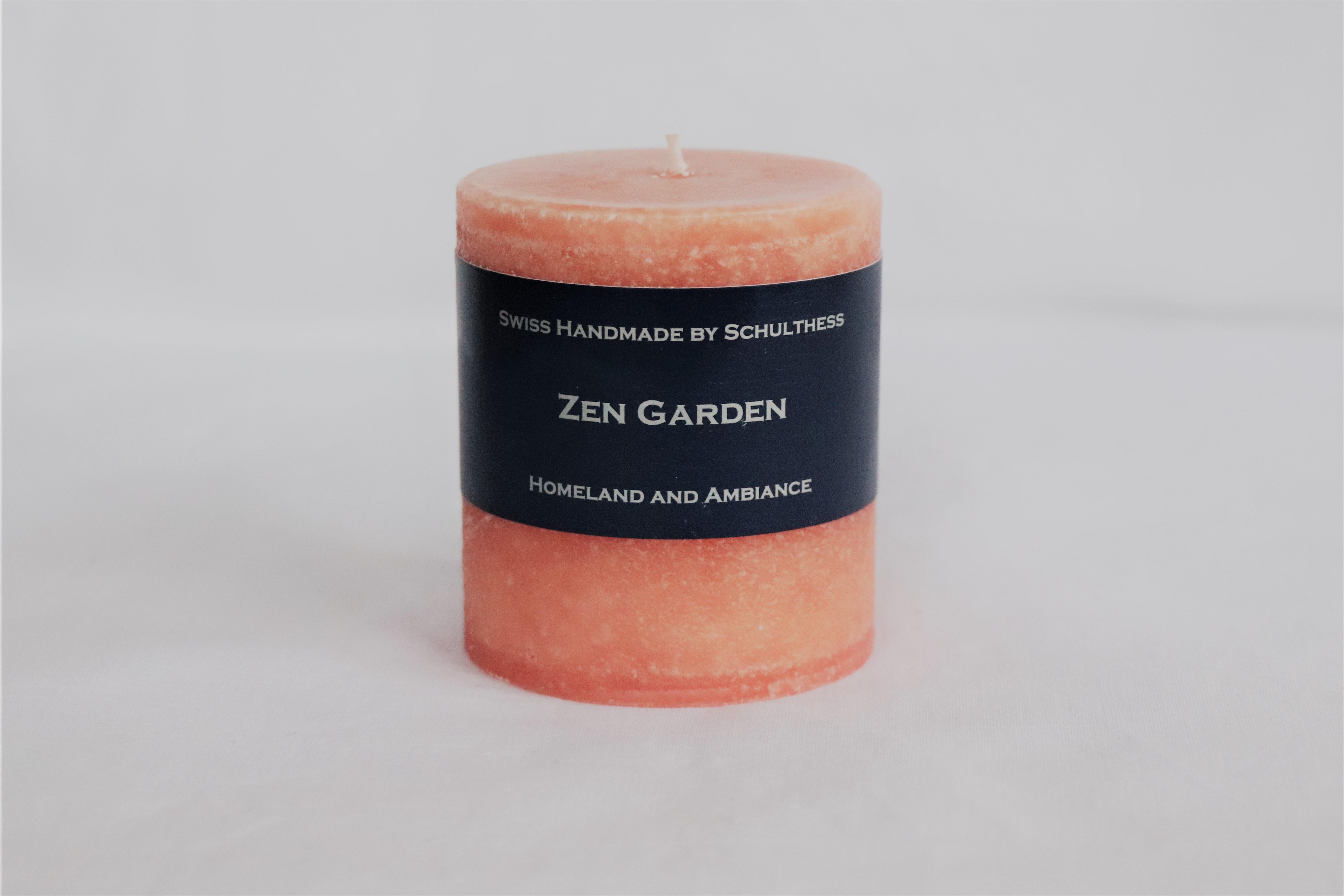Zen Garden Aromatherapy Candle
